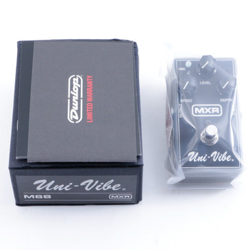 NEW! MXR M68 Uni-Vibe Chorus/Vibrato Guitar Effects Pedal