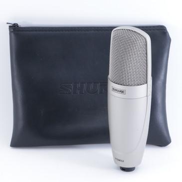 Shure KSM32 Condenser Cardioid Microphone MC-2320