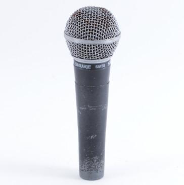 Shure SM58 Dynamic Cardioid Microphone MC-2326