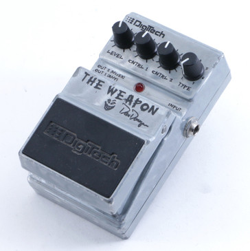Digitech The Weapon Guitar Multi-Effects Pedal P-04322