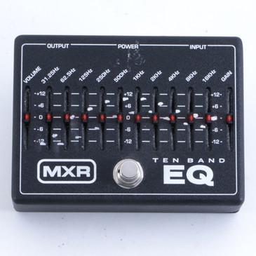MXR M108 Ten Band EQ Guitar Effects Pedal *No Power Supply* P-04339
