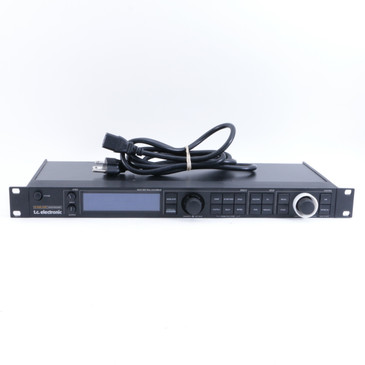 TC Electronic G Major Multi-Effects Rack Unit & Power Supply P-04354