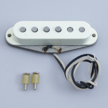 Open Box Fender '65 Stratocaster Single Coil Guitar Pickup Aged White