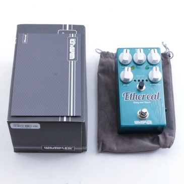 OPEN BOX Wampler Ethereal Delay and Reverb Effects Pedal