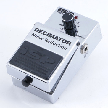 iSP Decimator Noise Gate Guitar Effects Pedal P-04382