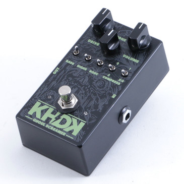 KHDK Ghoul Screamer Overdrive Guitar Effects Pedal P-04383