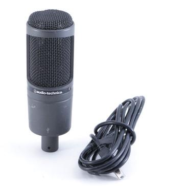 Audio Technica AT2020 USB Condenser Cardioid Microphone MC-2375