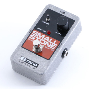 Electro-Harmonix Nano Small Stone Phaser Guitar Effects Pedal P-04466