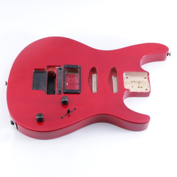 Ibanez Japan RG340 Pearl Red Basswood Guitar Body BD-5044