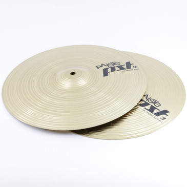 "Paiste PST-3 14"" Hi-Hat Cymbal Pair"