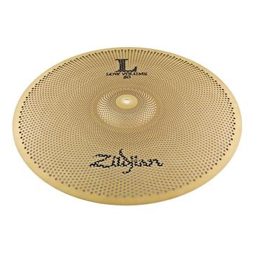 "Zildjian L80 Low Volume 18"" Crash-Ride Cymbal"