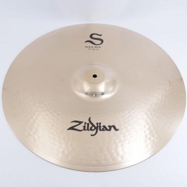 """Zildjian S Family Rock 22"""" Ride Cymbal"""