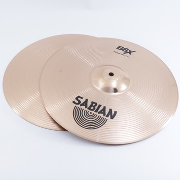 "Sabian B8X 14"" Hi-Hat Cymbal Pair"