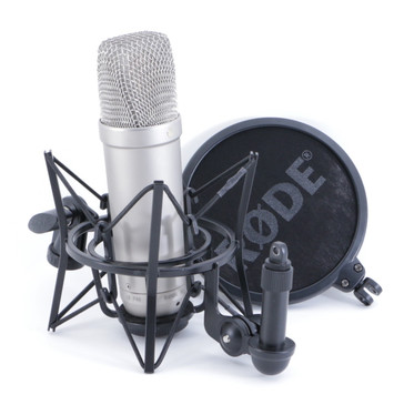 Rode NT1-A Condenser Cardioid Microphone MC-2399