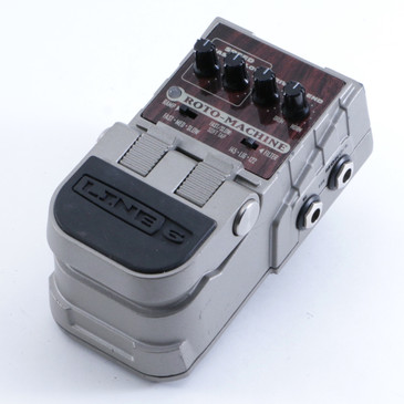 Line 6 Roto-Machine Rotary Guitar Effects Pedal P-04544