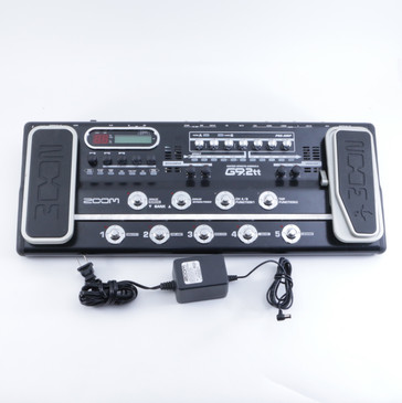 Zoom G9.2tt Multi-Effects Pedal & Power Supply P-04566