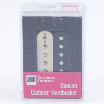 Seymour Duncan SH-5 Duncan Custom Humbucker Guitar Pickup Zebra