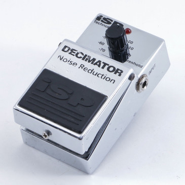 iSP Decimator Noise Gate Guitar Effects Pedal P-04584