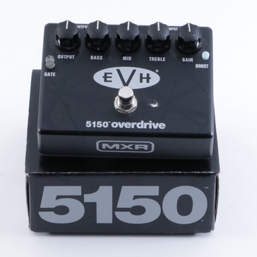 MXR EVH 5150 Overdrive Guitar Effects Pedal w/ Box P-04601