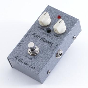 Fulltone FB-1 Fatboost Overdrive Guitar Effects Pedal P-04592