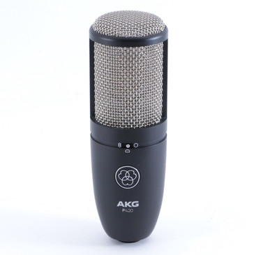 AKG P420 Condenser Multi-Pattern Microphone MC-2412