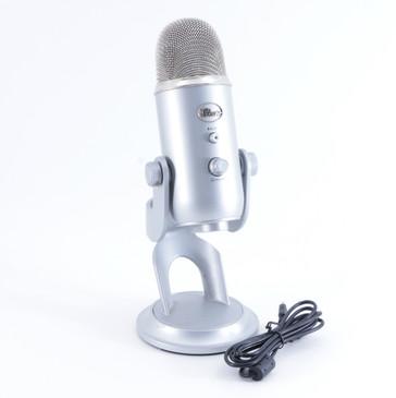 Blue Yeti Condenser Multi-Pattern Microphone MC-2416