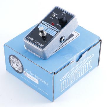 Electro-Harmonix Nano Holy Grail Reverb Guitar Effects Pedal w/ Box P-04690