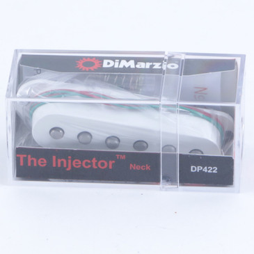 Dimarzio DP422 Paul Gilbert Injector Neck Stratocaster Guitar Pickup White