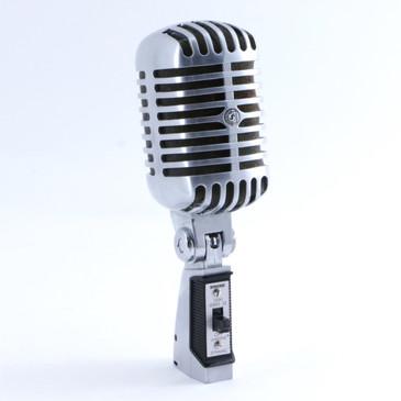 Shure 55SH Series II Dynamic Cardioid Microphone MC-2429