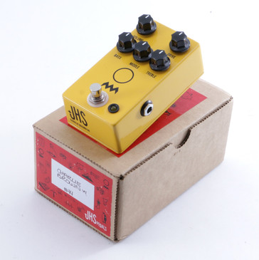 JHS Charlie Brown V4 Overdrive Guitar Effects Pedal w/ Box P-04746