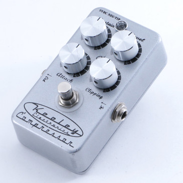 Keeley 4 Knob Compressor Guitar Effects Pedal P-04734