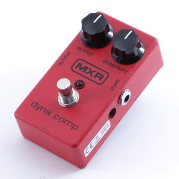 MXR M102 Dyna Comp Compressor Guitar Effects Pedal P-04728