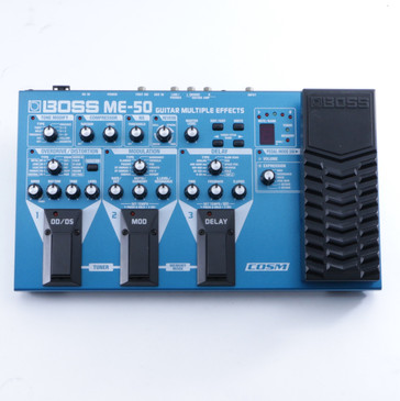 Boss ME-50 Multi-Effects Pedal P-04765
