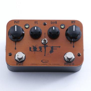 J Rockett WTF Fuzz Guitar Effects Pedal P-04736