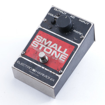 1981 Electro-Harmonix EH4800 Small Stone Phaser Guitar Effects Pedal P-04742