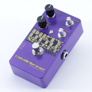 Catalinbread Dirty Little Secret MKII Distortion Guitar Effects Pedal P-04783