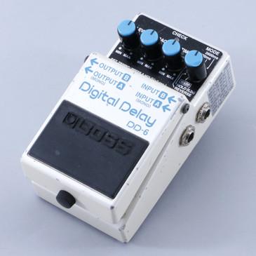 Boss DD-6 Digital Delay Guitar Effects Pedal P-04779