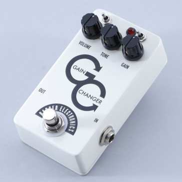 Barber Electronics Gain Changer Overdrive Guitar Effects Pedal P-04784