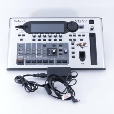 Roland VG-99 Multi-Effects & Midi Interface & Power Supply P-04814