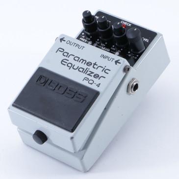 Boss PQ-4 Parametric Equalizer Guitar Effects Pedal P-04770