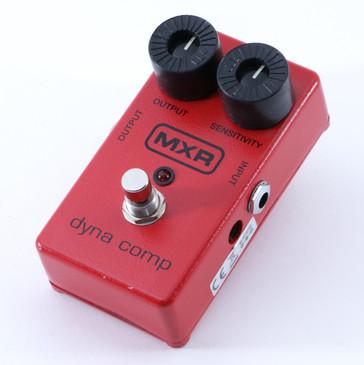 MXR M102 Dyna Comp Compressor Guitar Effects Pedal P-04785