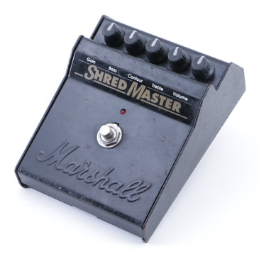 Marshall Shred Master Distortion Guitar Effects Pedal P-04800