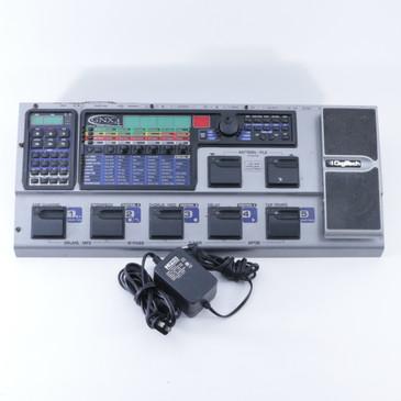 Digitech GNX4 Guitar Multi-Effects Pedal & Power Supply P-04815