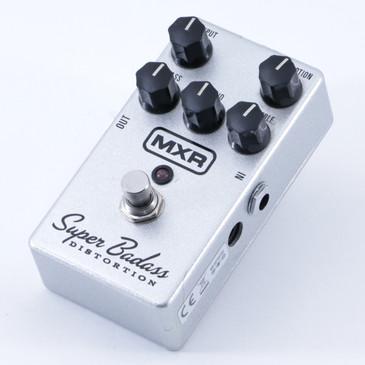 MXR M75 Super Badass Distortion Guitar Effects Pedal P-04786