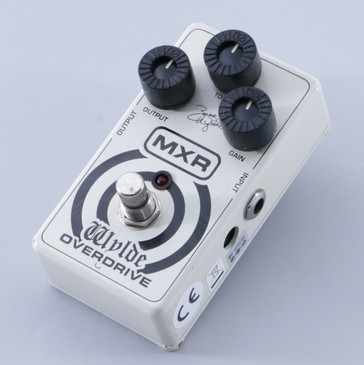 MXR ZW44 Wylde Overdrive Guitar Effects Pedal P-04791