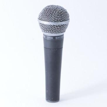 Shure SM58 Dynamic Cardioid Microphone MC-2445
