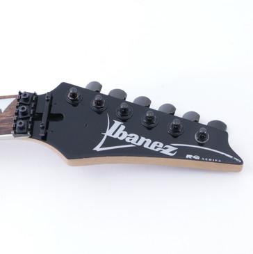 1999 Ibanez RG320DX Wizard II Guitar Neck w/ Tuners & Locking Nut GN-5001