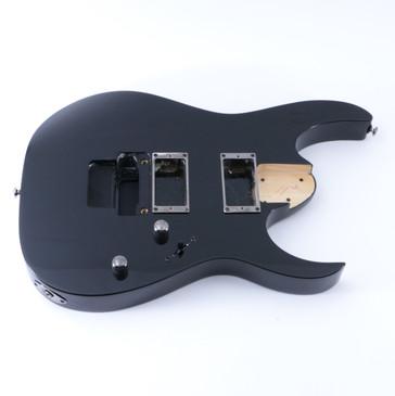 2012 Ibanez RGR320SP Black Basswood Guitar Body BD-5072