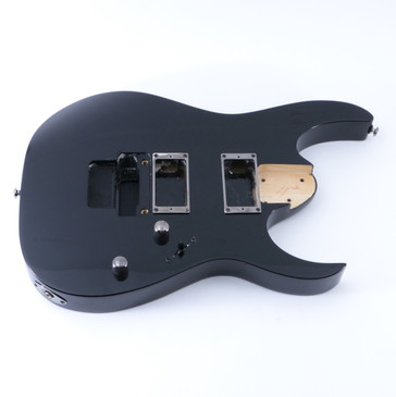 2012 Ibanez RGR320SP Black Basswood Guitar Body BD-5072
