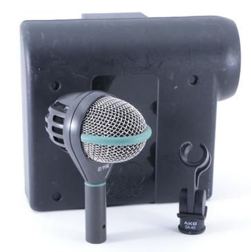 AKG D112 Dynamic Cardioid Microphone MC-2450